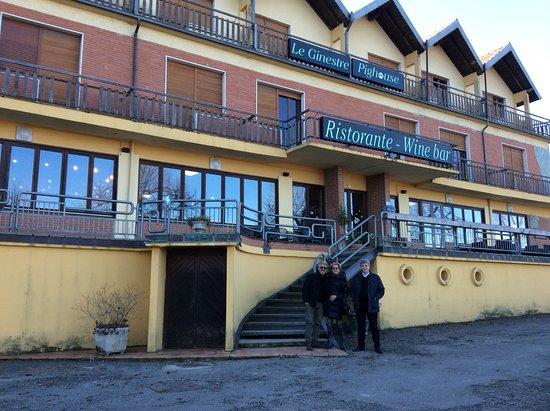 Pellegrino Parmense, Italy: Entrata della Pig House