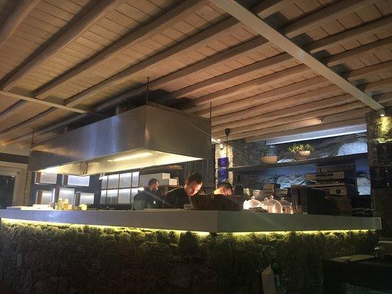 By far the best restaurant on Mykonos