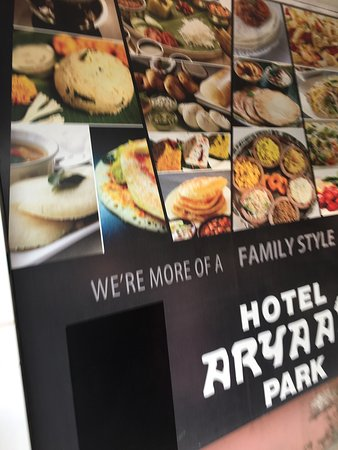 Hotel Aryaas Park Veg