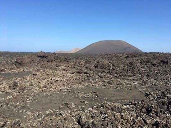 Caleta del Caballo, Espanha: Los Volcanes Natural Park