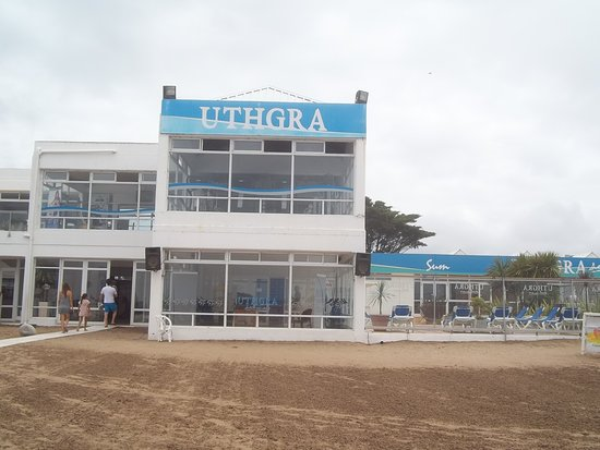 Uthgra Mar Del Plata, Hotel Presidente Peron: Balneario UTHGRA