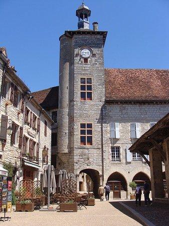 Martel, Francia: beffroi