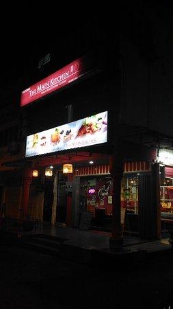 Sri Kembangan, Malasia: Remin Main Kitchen