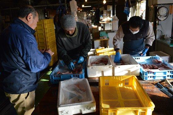 Narita Market : fisher packers