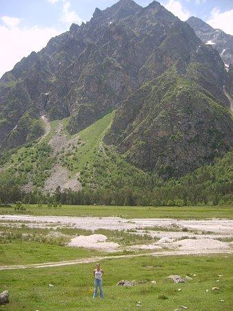 Kabardino-Balkar Republic, รัสเซีย: окрестности горы