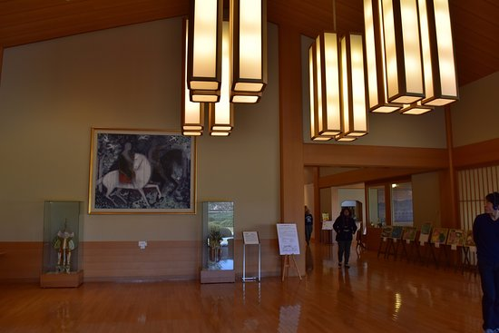 Hirayama Ikuo Museum of Art: エントランス