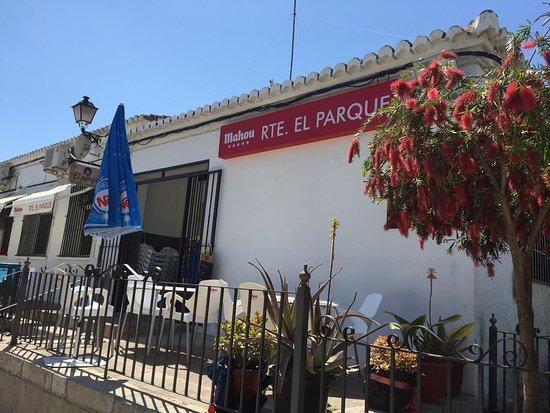 """imagen Restaurante """"el Parque"""" en San Antonio de Benagéber"""