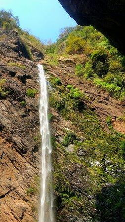 Agumbe, Indien: Koodlu Theertha Falls