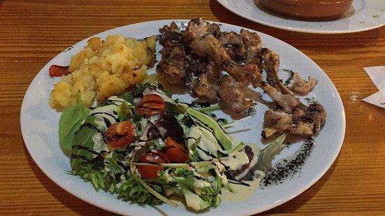 Yunquera, สเปน: La Cocina del Zarcillos