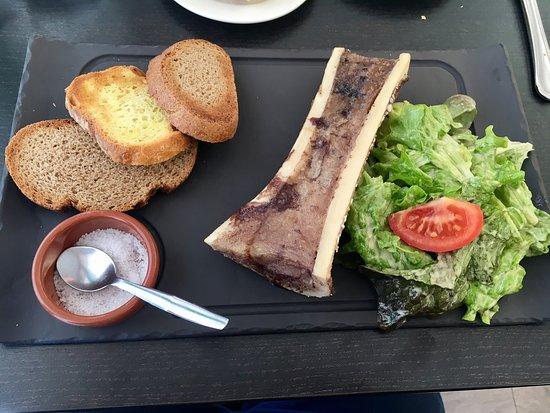 Nantua, France : Restaurant BELLE RIVE