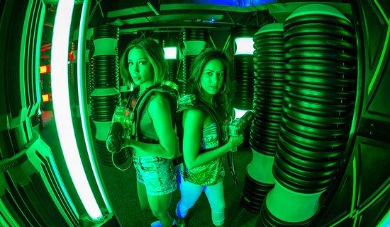 Clinton Township, MI : Laser Tag