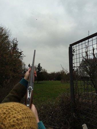 Longhope, UK: Chessgrove Shooting School