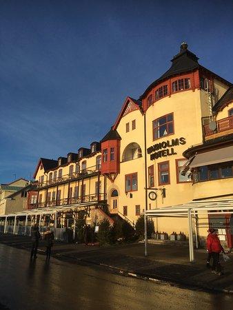 vaxholm hotell