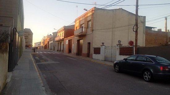Sant Pere Molanta, Spanje: Aqui?