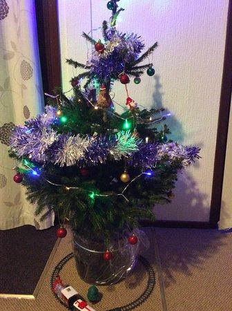 Crowhurst Park: Our lovely tree