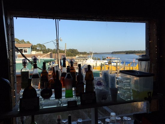 Little River, SC: View from bar