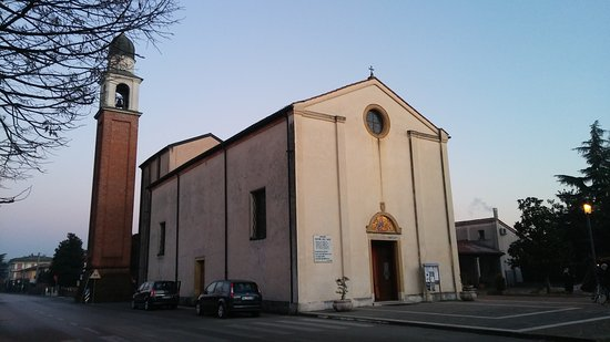 Villafranca Padovana, Włochy: La struttura vista dall'esterno