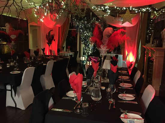 Harefield Hall New Years Eve Las Vegas Party