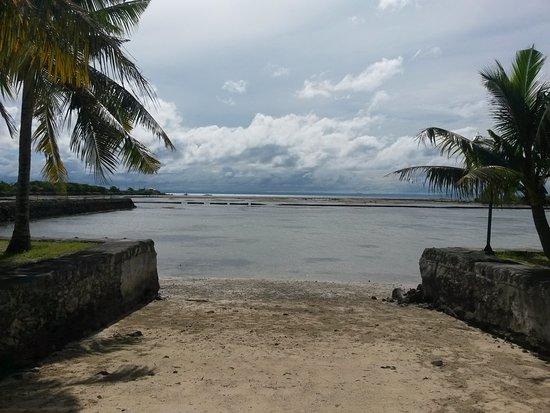 Cordova, Philippines: the beach