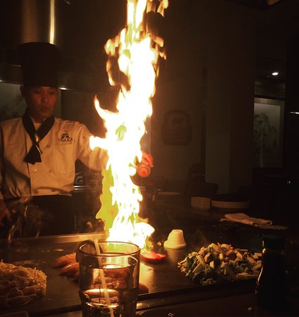 Hibachi Panama City Beach