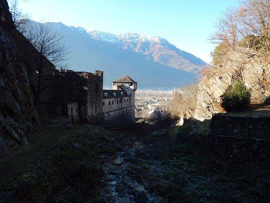 Vogogna, Italia: Panorama