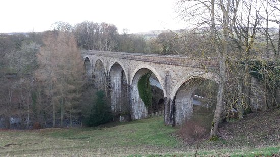 ‪‪Middleton in Teesdale‬, UK: Viaduct‬