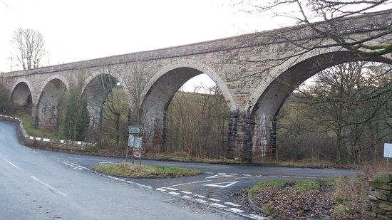 Tees Railway Path: Viaduct