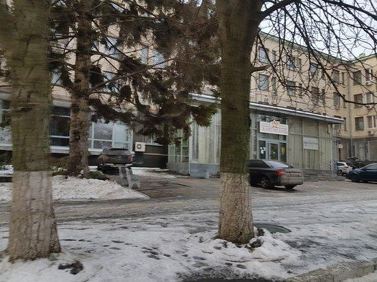Zhovtnevy Hotel: 20161228_091845_large.jpg