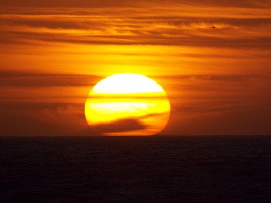 Estero Inn: Sunset
