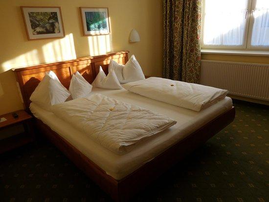 Gmuend, Austria: Doppelzimmer