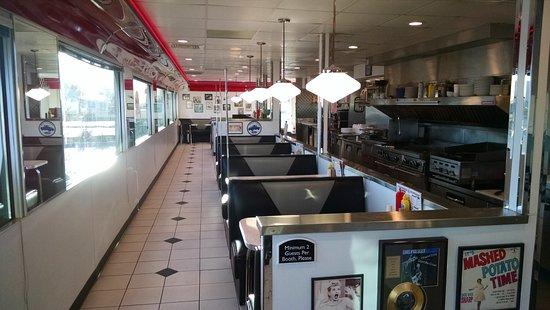 Santa Teresa, NM: Diner
