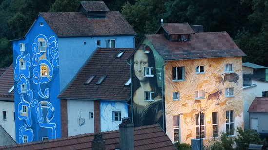 Mona Lisa in Hollfeld