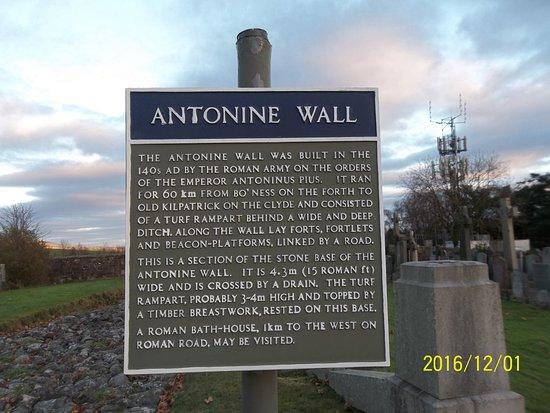 Antonine Wall Bearsden Bath House Tripadvisor