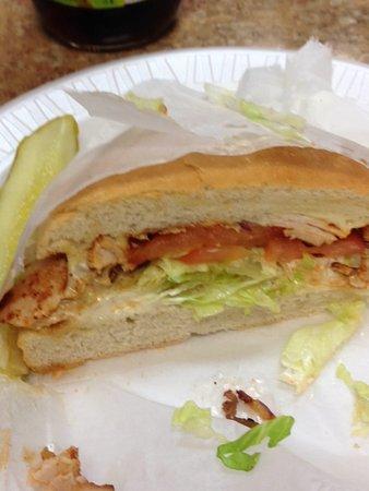 Depew, NY: Eric's Cajun Chicken!