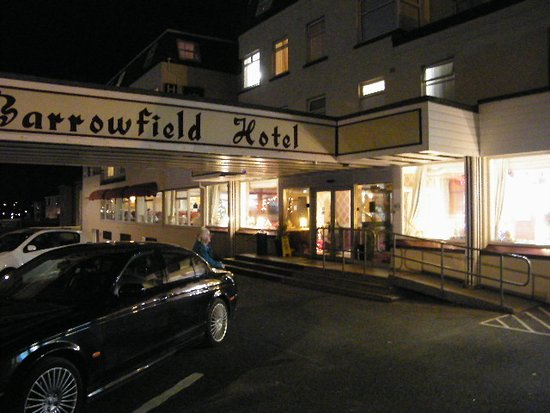 Potret Barrowfield Hotel
