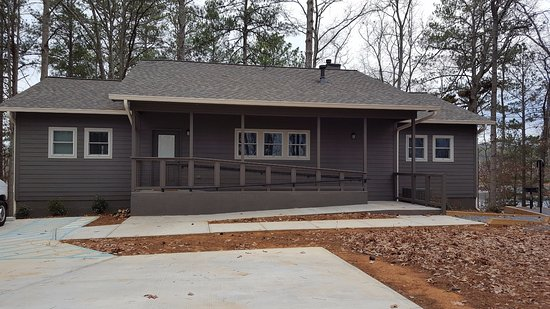 Cartersville, GA: Front of cabin #12