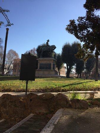 Giardino Del Quirinale Gi Di Carlo Alberto Roma O Que
