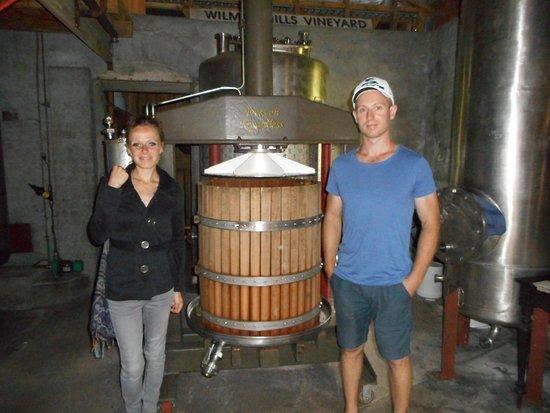 Wilmot Hills Distillery