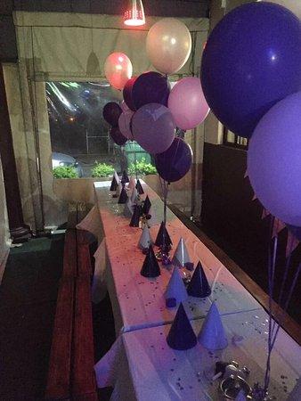 Benoni, Sudáfrica: Function held at Grapes