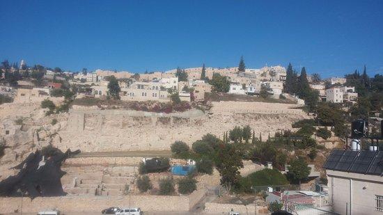 Jerusalem Walls - City of David National Park: עיר דוד
