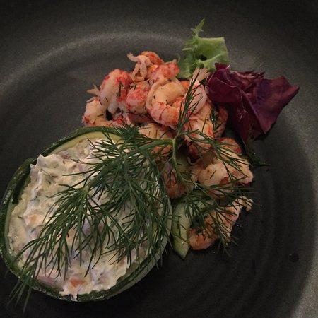Finlaysonin Palatsi : Cray fish starter