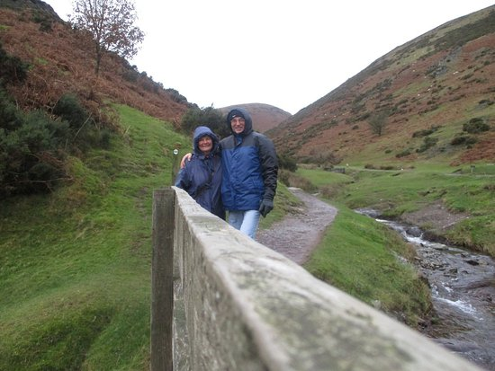 Church Stretton, UK: Carding Mill Valley Path