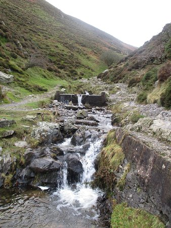 Church Stretton, UK: Climb up the Valley
