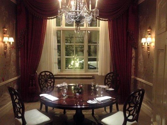Una Sala Privata Picture Of The Goring Dining Room London