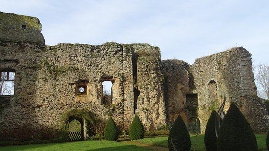 La Flocelliere, Francia: remparts médiévaux