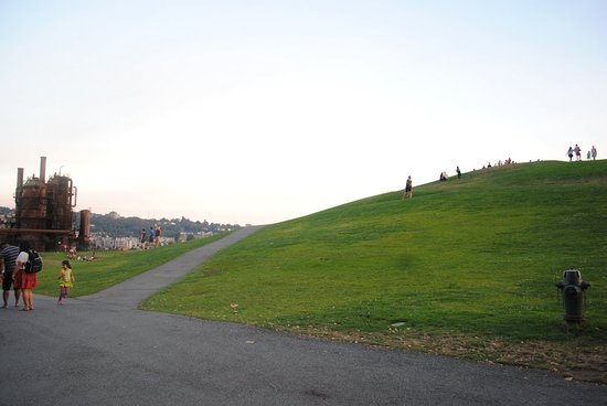 ‪Gas Works Park‬