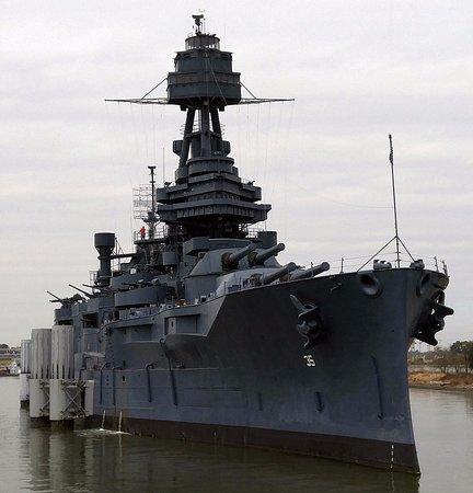 La Porte, Τέξας: Battleship Texas State Historic Site
