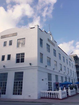 Beach Paradise Hotel : Hotel pas à la hauteur