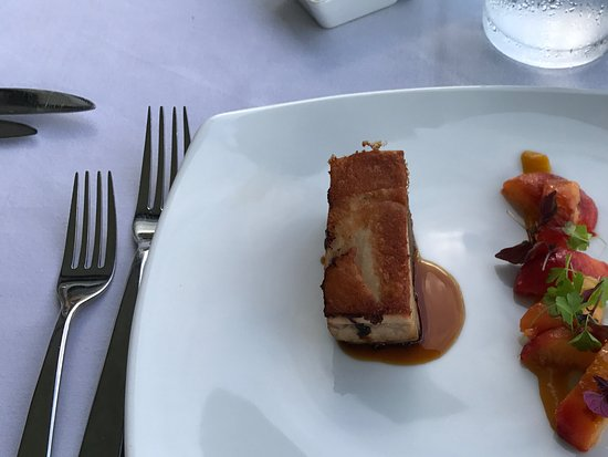 Harvest: Pork belly (replacing the scallops)