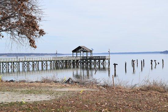 Leesylvania State Park: Fishing Pier